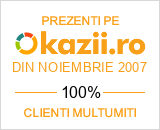 Viziteaza profilul lui pvmag din Okazii.ro