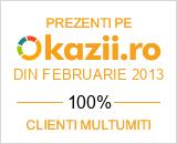 Viziteaza profilul lui magdaher din Okazii.ro
