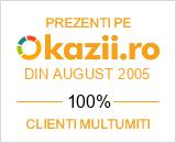 Viziteaza profilul lui pentagonromania din Okazii.ro