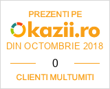 Viziteaza profilul lui madalinaspirleanu din Okazii.ro